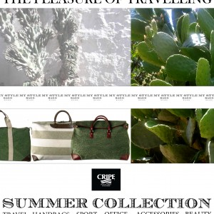 CRIPE SUMMER COLLECTION FLYER