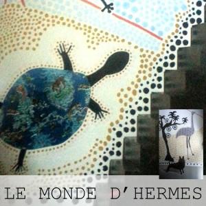 LE MONDE D HERMES FLYER