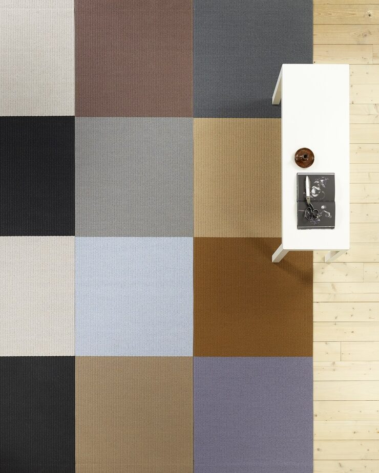 Squareplay carpet