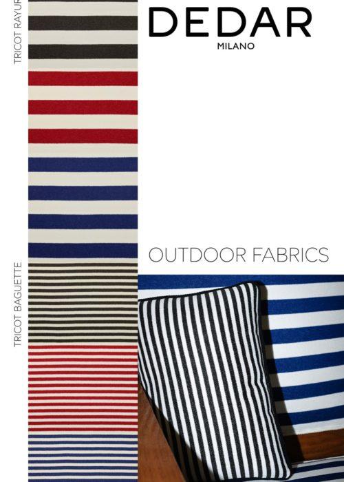 DEDAR Milano-Outdoor Fabrics-2018-CRIPE-a