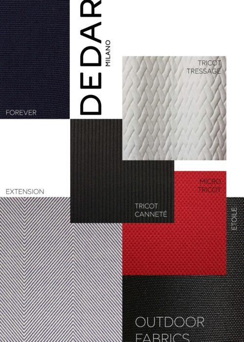 DEDAR Milano-Outdoor Fabrics-2018-CRIPE-e