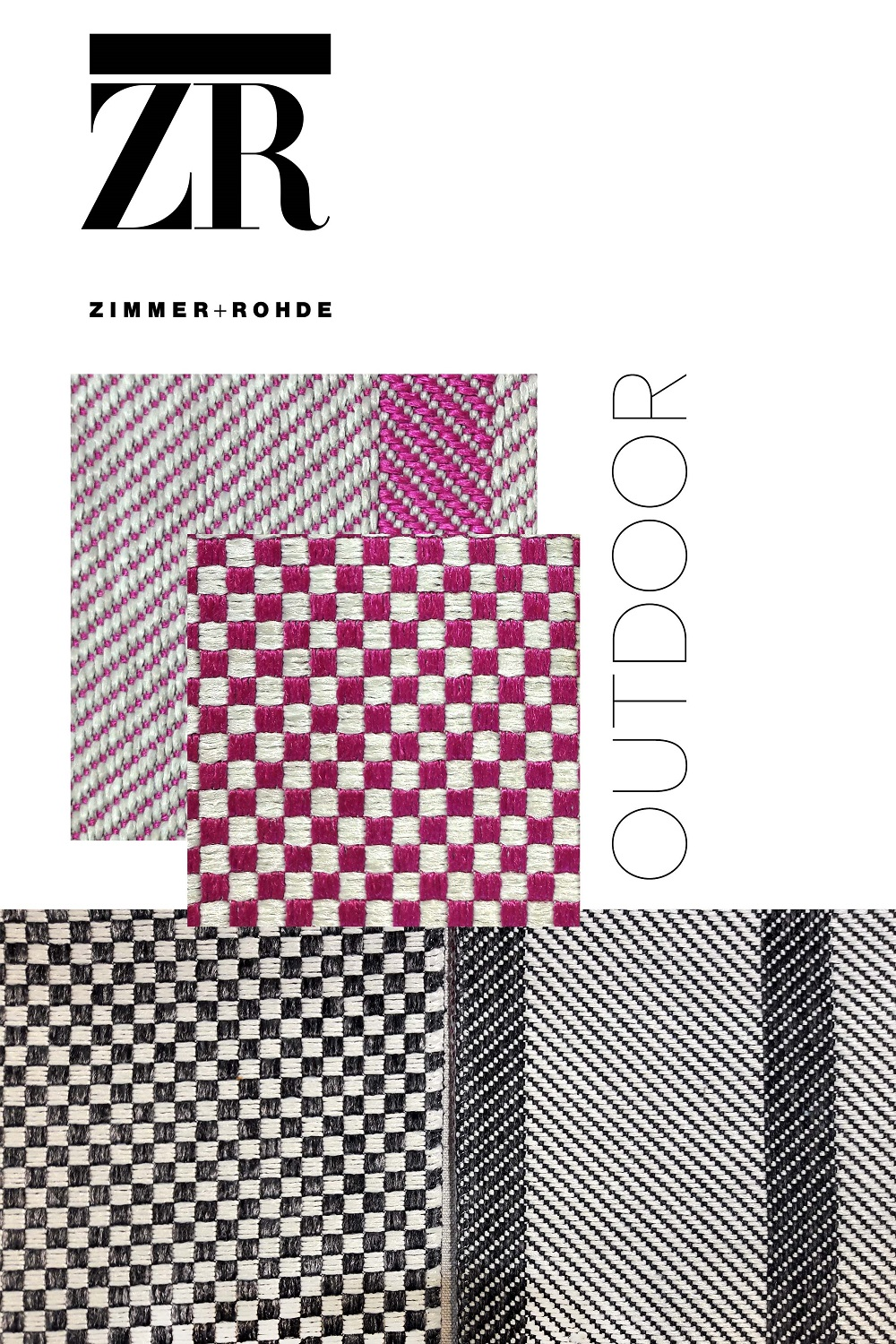 zimmer rohde outdoor fabrics outdoor textiles cripe s a. Black Bedroom Furniture Sets. Home Design Ideas