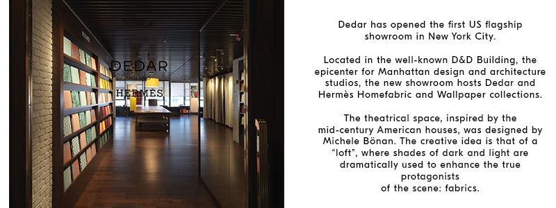 DEDAR Flagship Showroom New York