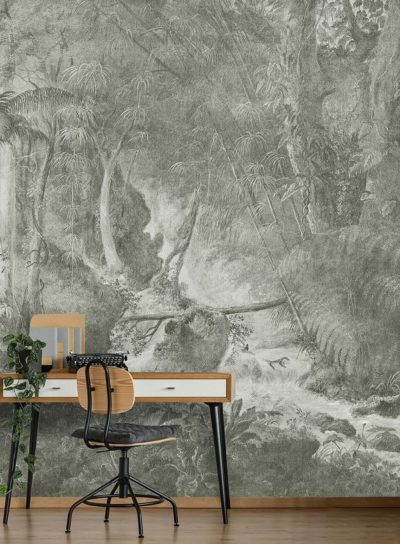 WallPepper-Ambiente-Rain-forest