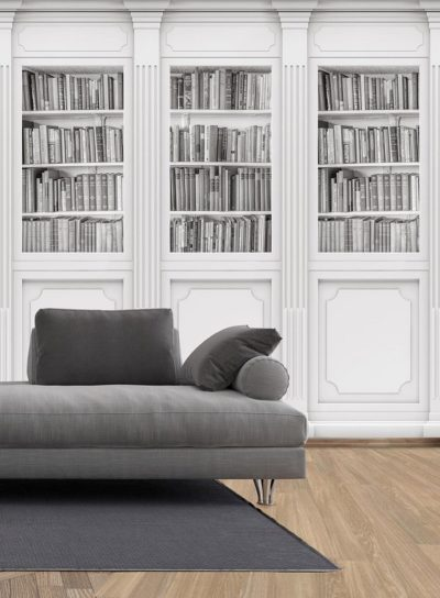 Wallpepper-Kronos-Bookcase
