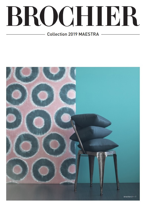 BROCHIER MAESTRA COLLECTION BROCHURE