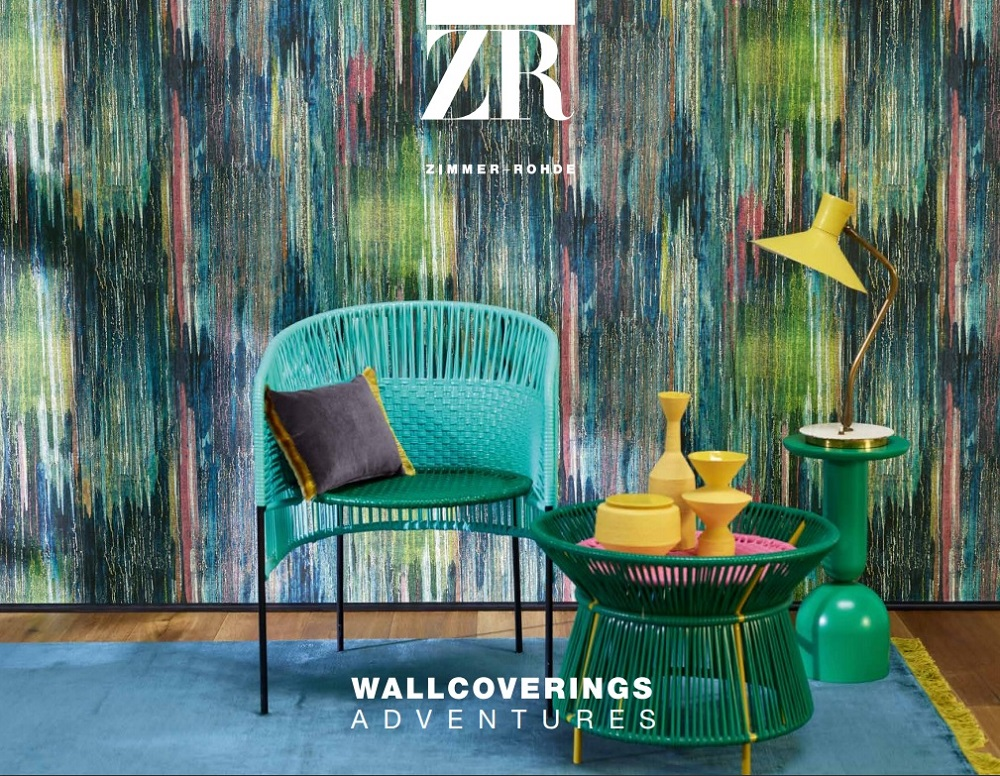 ZIMMER ROHDE-ADVENTURES-WALLCOVERINGS-BROCHURE