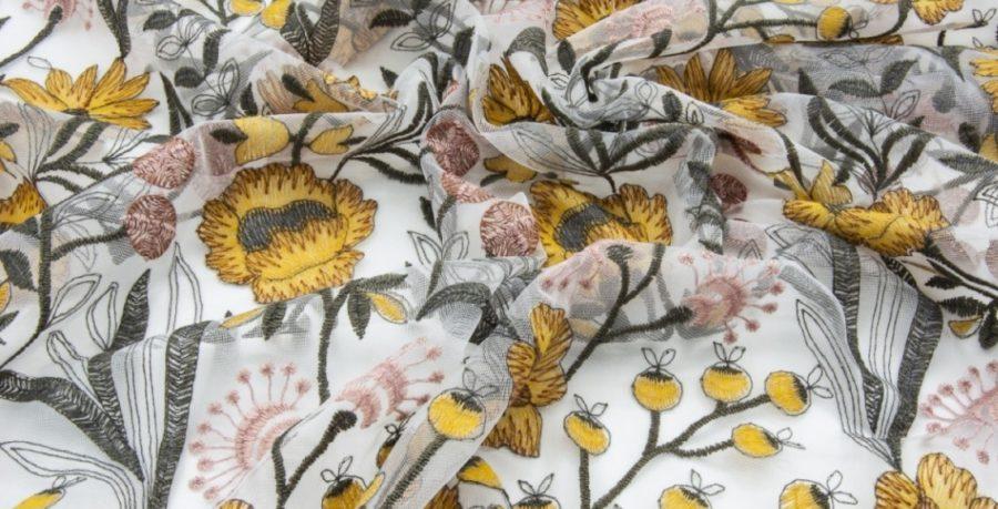 CRIPE-Christian Fischbacher-Fabrics-2019-La Primavera Pattern