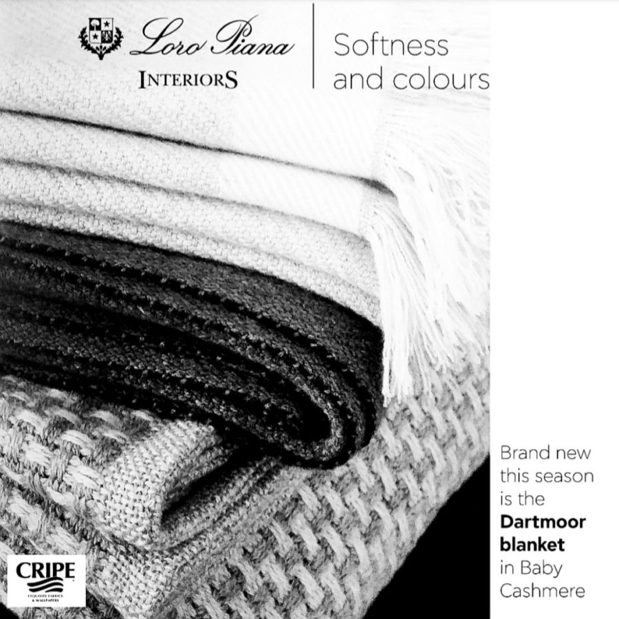CRIPE-LORO-PIANA-SOFTNESS AND COLOURS COLLECTION 2019-2