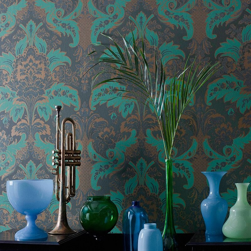 CRIPE-COLE and SONS-Wallpapers-Albemarle-Aldwych