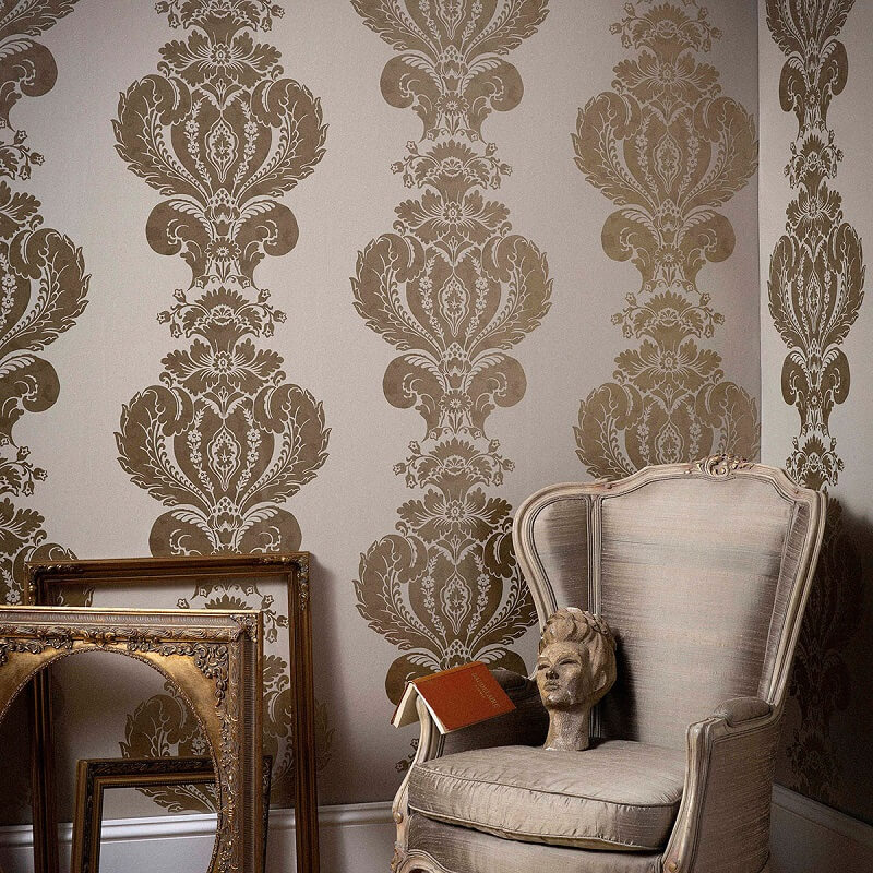 CRIPE-COLE and SONS-Wallpapers-Albemarle-Baudelaire