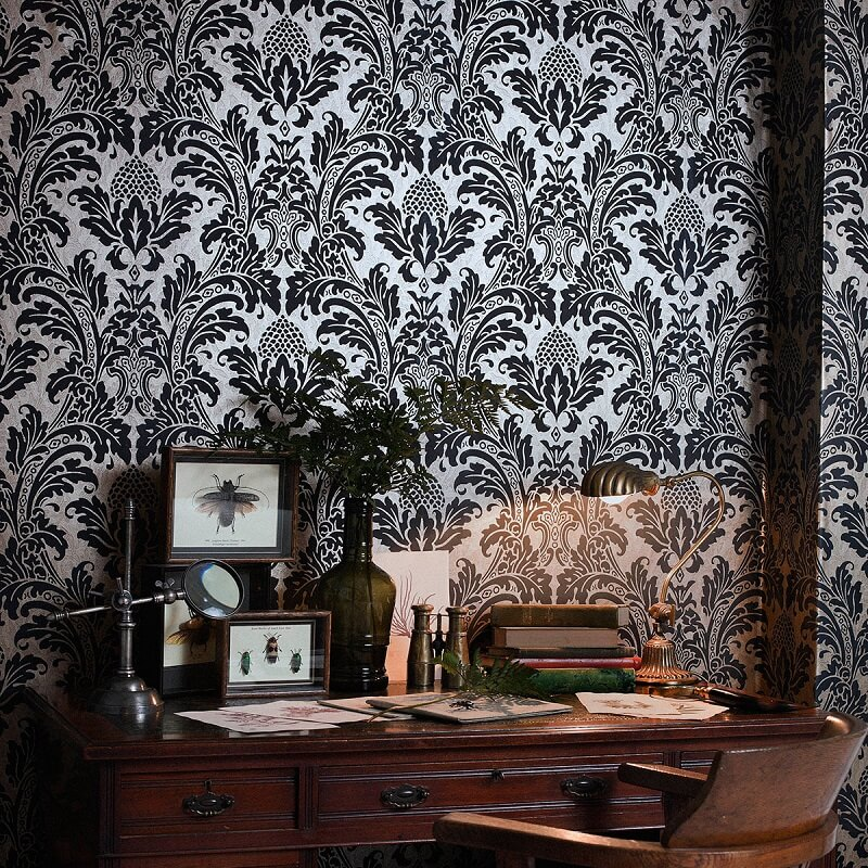 CRIPE-COLE and SONS-Wallpapers-Albemarle-Blake