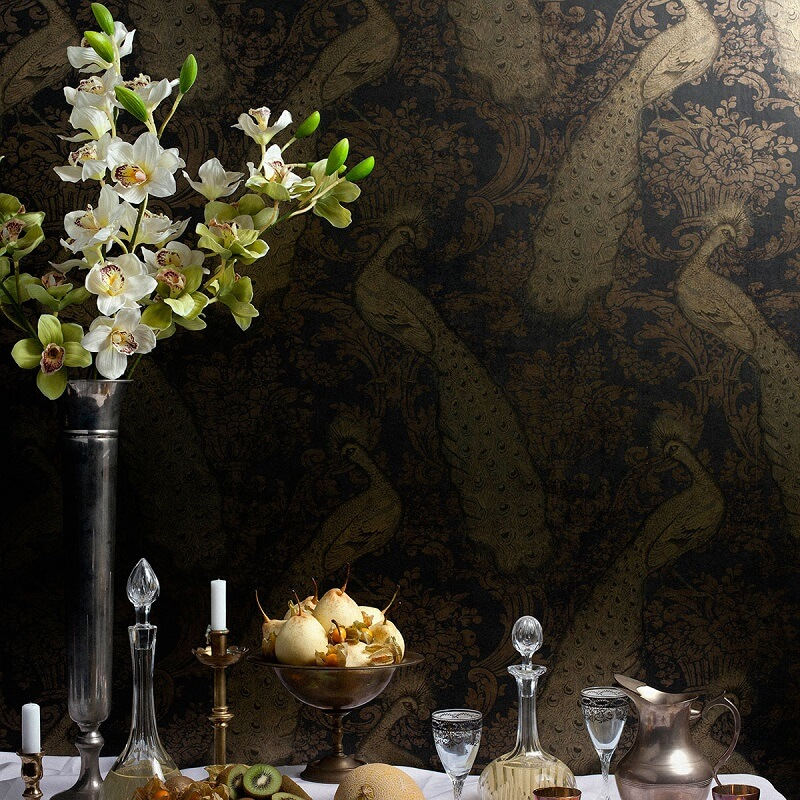CRIPE-COLE and SONS-Wallpapers-Albemarle-Byron