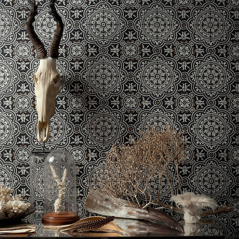 CRIPE-COLE and SONS-Wallpapers-Albemarle-Piccadilly