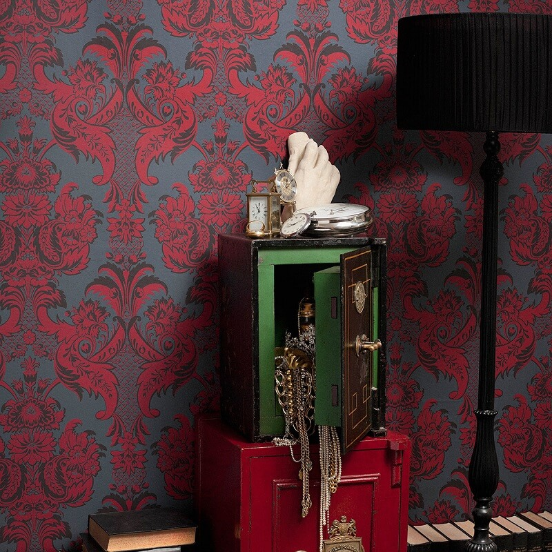 CRIPE-COLE and SONS-Wallpapers-Albemarle-Wyndham