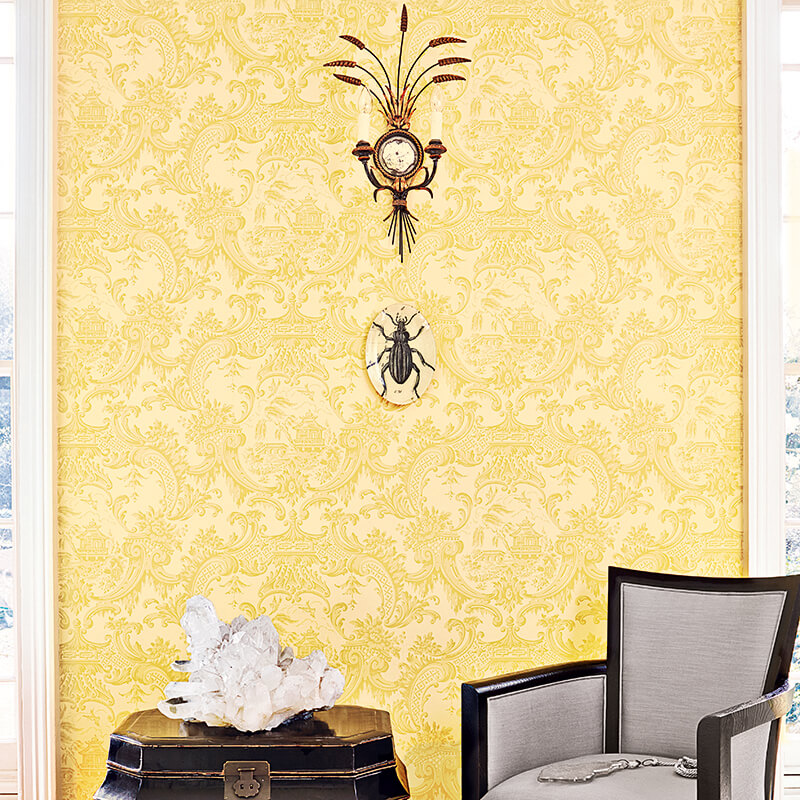 CRIPE-COLE and SONS-Wallpapers-Archive Anthology-Chippendale-china