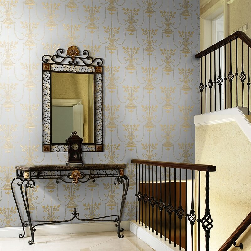 CRIPE-COLE and SONS-Wallpapers-Archive Traditional-Dorset