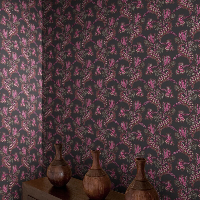 CRIPE-COLE and SONS-Wallpapers-Archive Traditional-Hartford