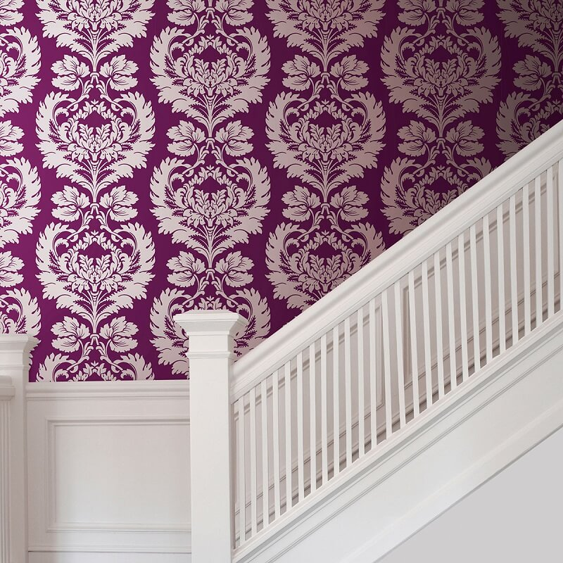 CRIPE-COLE and SONS-Wallpapers-Archive Traditional-Hovingham