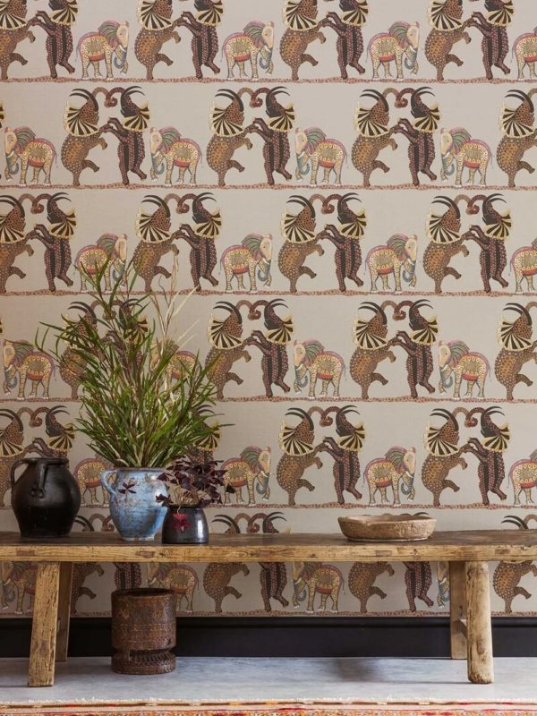 CRIPE-COLE and SONS-Wallpapers-Ardmore-safari-dance