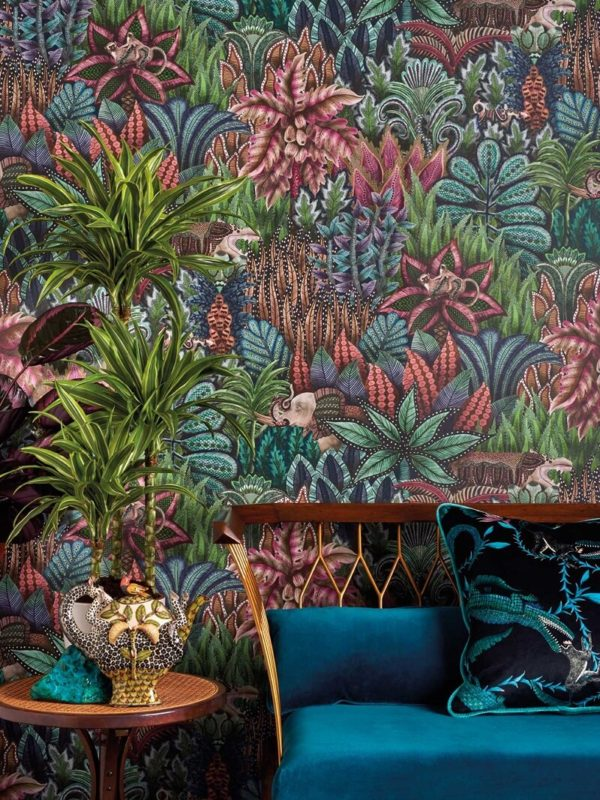 CRIPE-COLE and SONS-Wallpapers-Ardmore-singita