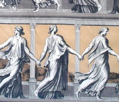 TIMNEY FOWLER-Fabrics-Dancing Colonnades