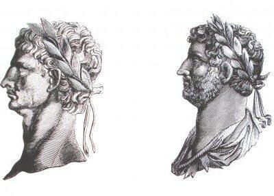 TIMNEY FOWLER-Fabrics-Large Roman Heads