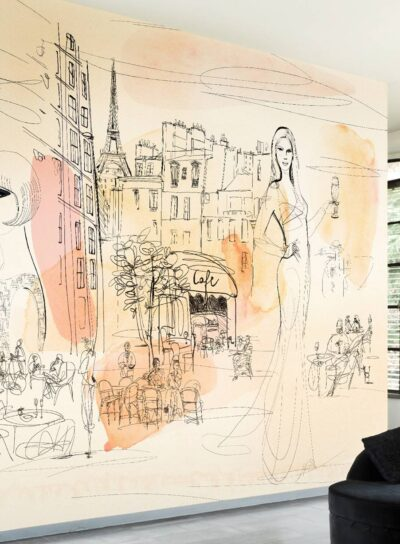 Wallpepper-Nuances-Watercolor-and-fashion-in-paris