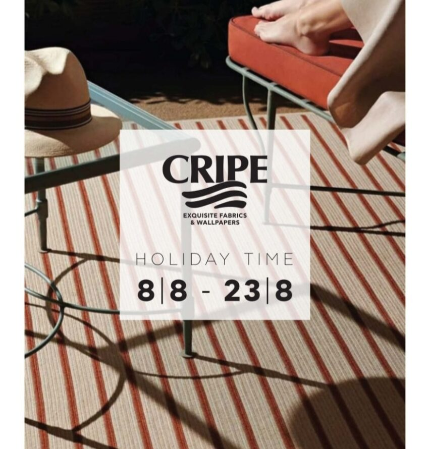 CRIPE-SUMMER HOLIDAY 2020