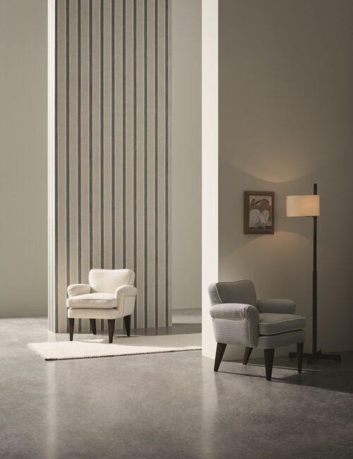 Cripe-Loro Piana Interiors Wallcoverings Piazzetta Stripe 3