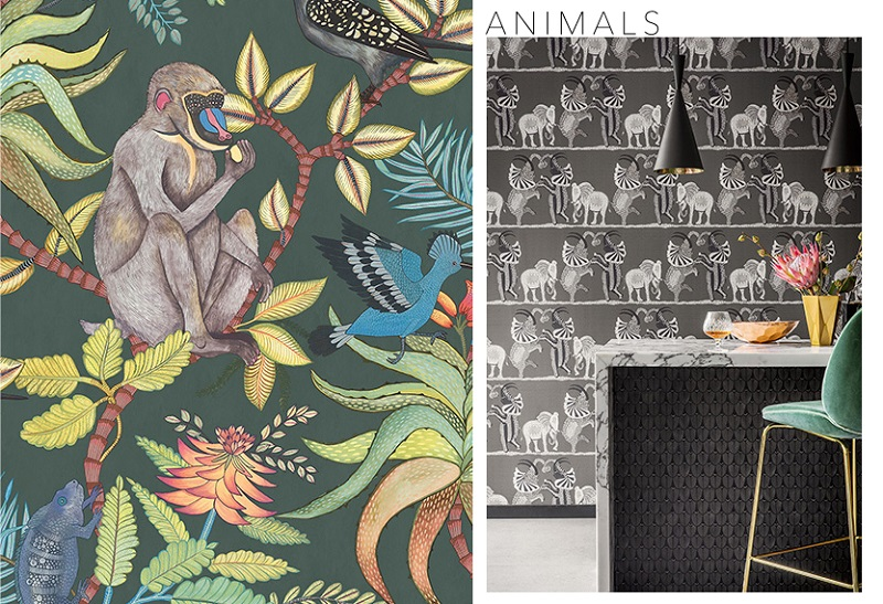 Cripe-Cole-and-Son-Wallpapers-Shop-by-Style-Animals