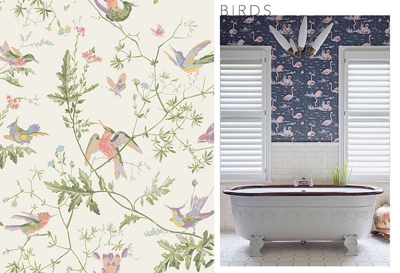 Cripe-Cole-and-Son-Wallpapers-Shop-by-Style-Birds
